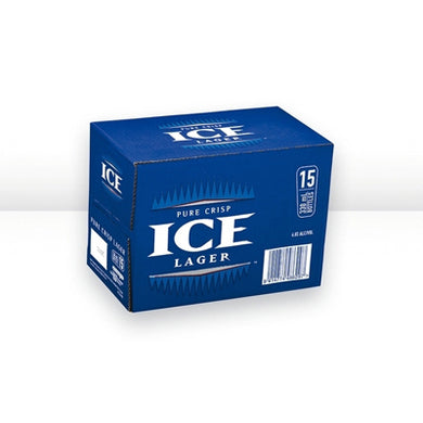 Ice Beer 330ml 15pk