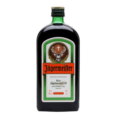 Jagermeister 1L Whiskey