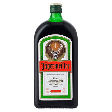 Jagermeister 700ml Whiskey