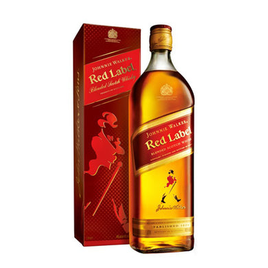 Johnnie Walker Red Label 1L Whiskey