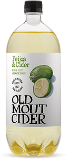 Old Mout Scrumpy feijoa cider 1.25L