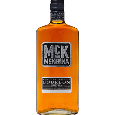 McKenna 1L Bourbon  whiskey
