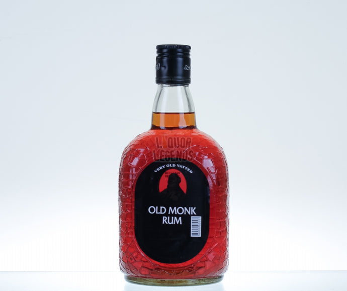 Old monk rum 750ml alc 42.8% 7years