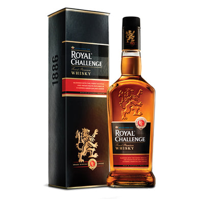 Royal Challenge 750ml Whiskey