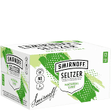 SMIRNOFF SELTZER LIME 12X250ML