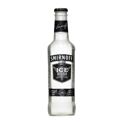 Smirnoff Double Black Bottles 300ml 10pk