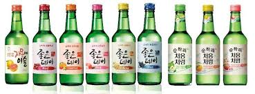 Soju 20 mix  bottles Box (only any  flavors )