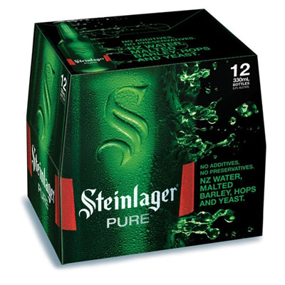 Steinlager Pure 330ml 12pk