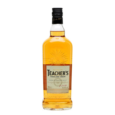 Teachers Highland Cream Blended Scotch Whisky 1L
