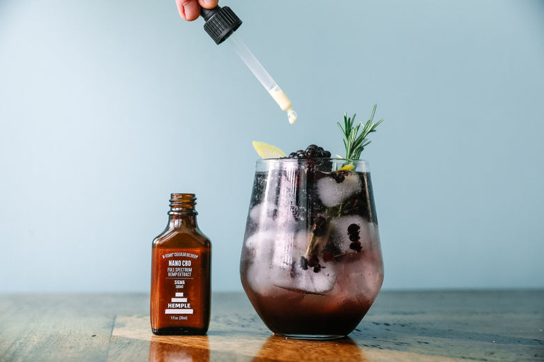 ROSEMARY-JANE CBD COCKTAIL
