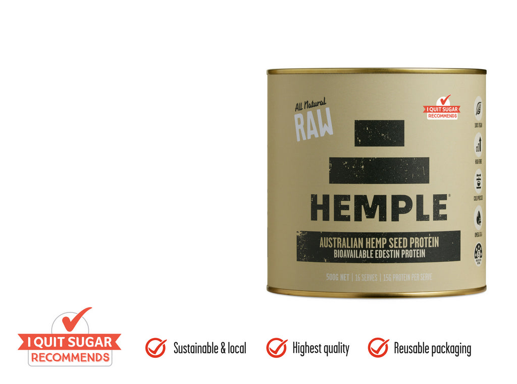 IQS Recommends.... HEMPLE