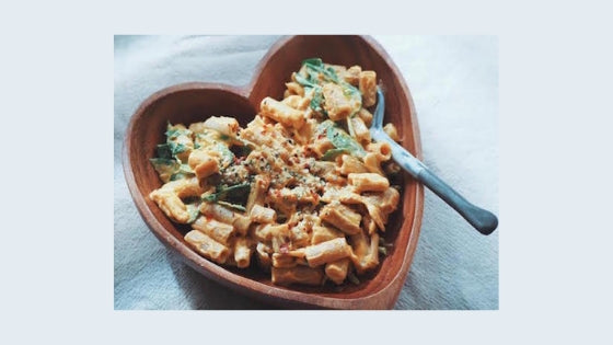 Vegan mac & cheeze