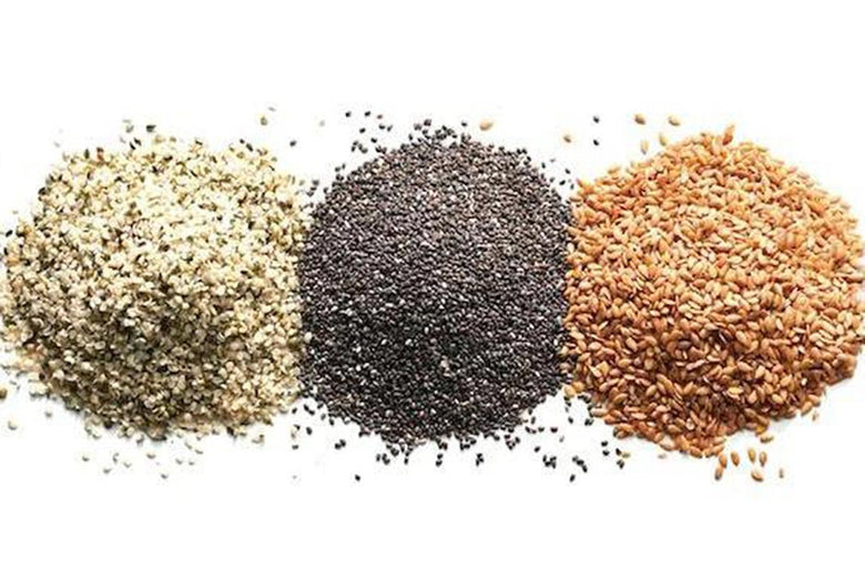 What's better for you? Hemp seeds, chia or flax?