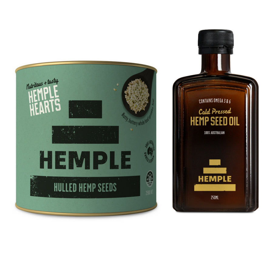 HEMP STAPLES VALUE PACK - SAVE $15