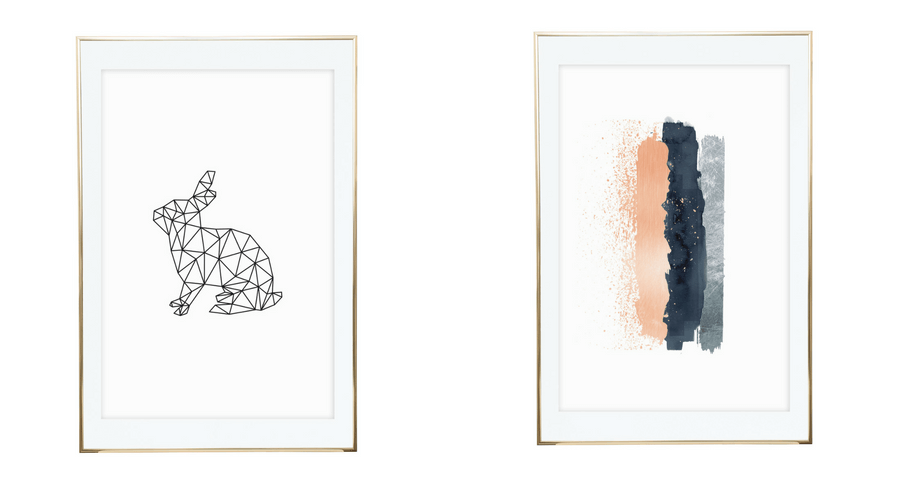 wall prints online by Pika and pookie