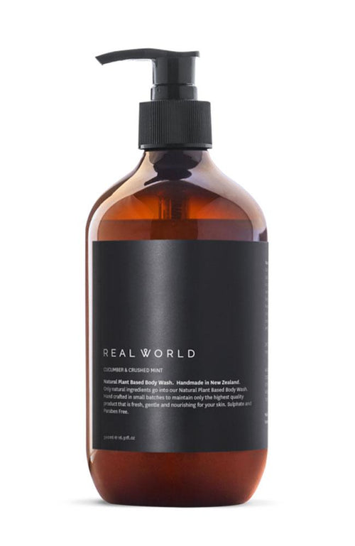 Real World Body Wash