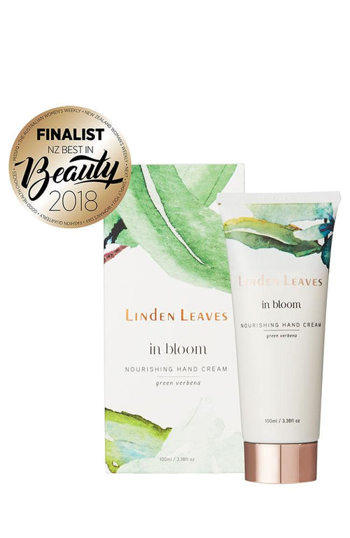 Linden Leaves Hand cream - Green Verbena