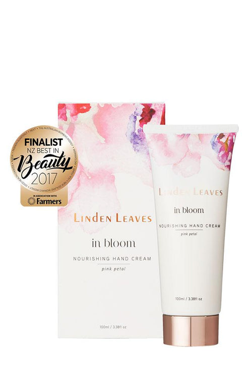 Linden Leaves Hand cream - Pink Petal