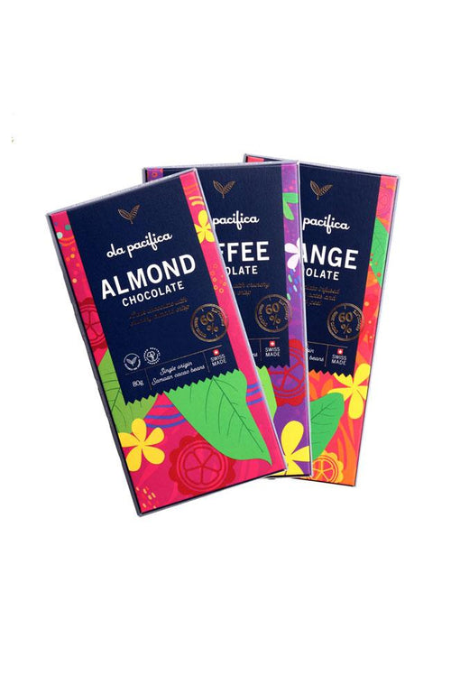 Ola Organic Chocolate