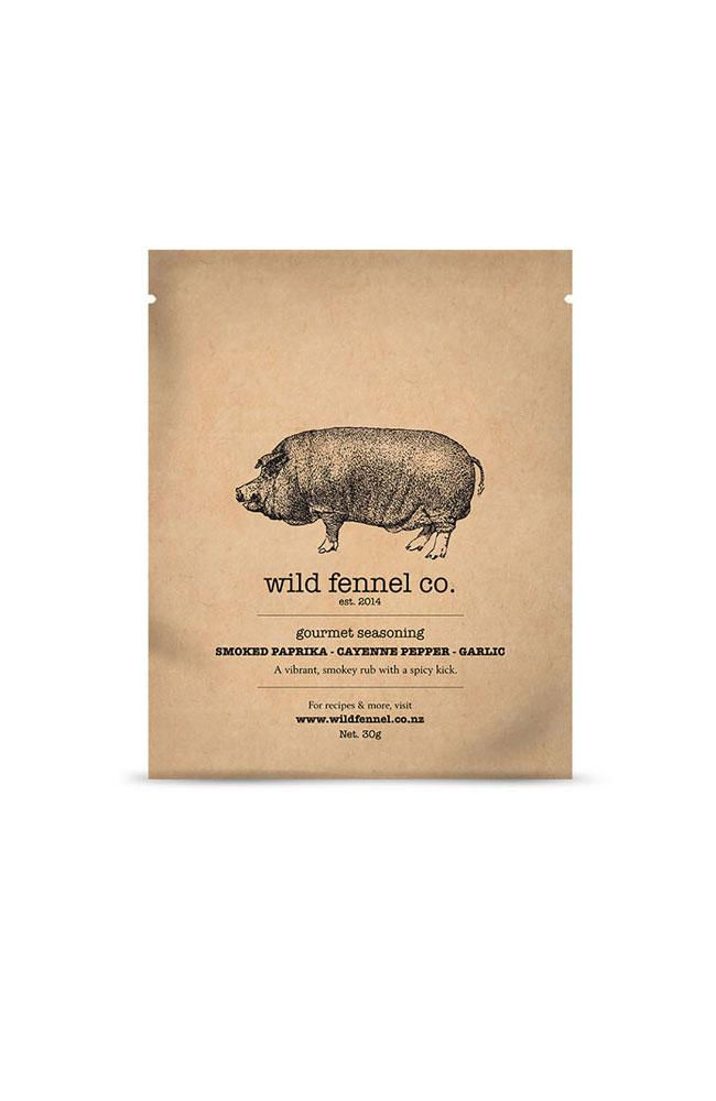 Wild Fennel Co - Meat Seasonings