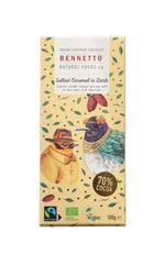 Bennetto Chocolate (3 flavours)