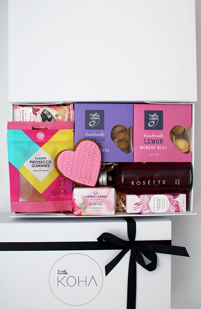 Galentine's Day Gift Box Little Koha NZ Delivery