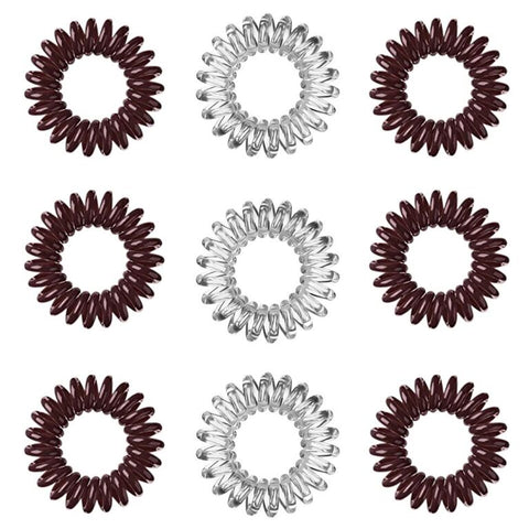 Nudwear Spiral Hair Ties