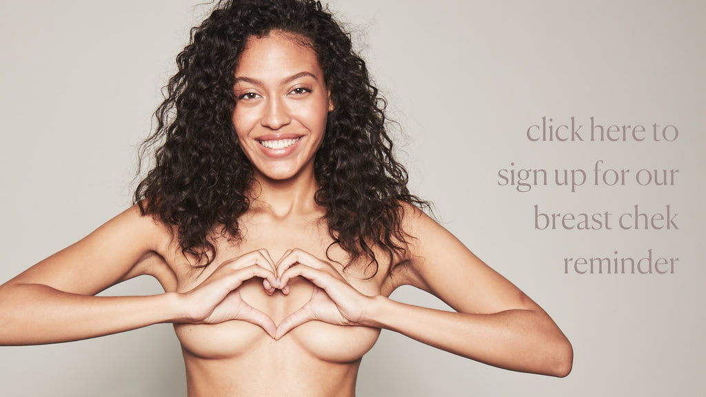 nood free breast check reminder service breast cancer awareness