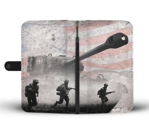 World War 2 Tribute Wallet/Phone Case