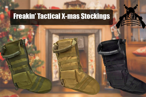 Freakin' Tactical X-mas Stocking