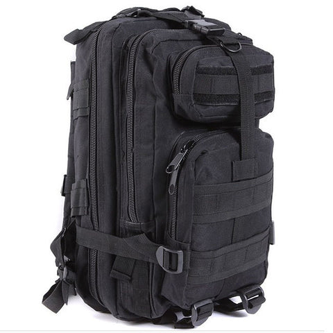 Large Capacity 30L Tactical Backpack