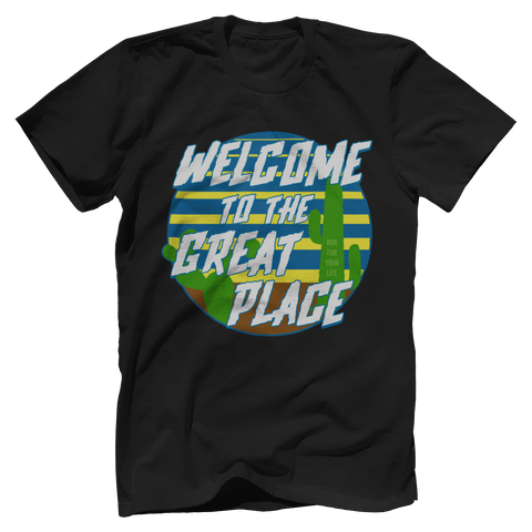 Welcome To The Great Place (Hidden Message)