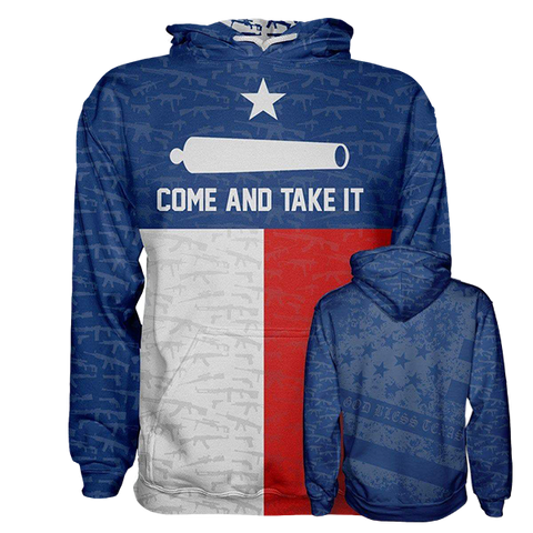 Come And Take It Hoodie (American)