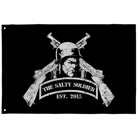 The Salty Soldier Flag