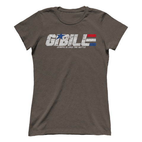 GI Bill (Joining Is Half The Battle)