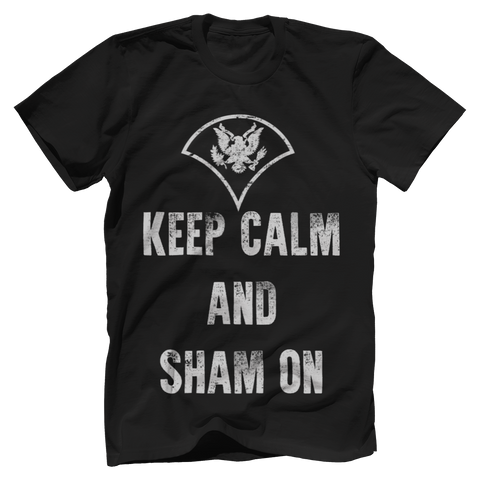 Keep Calm And Sham On (OCP)
