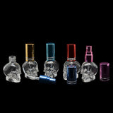 Skull Shaped Perfume Bottle