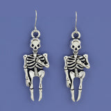 Skeleton Earrings For Women