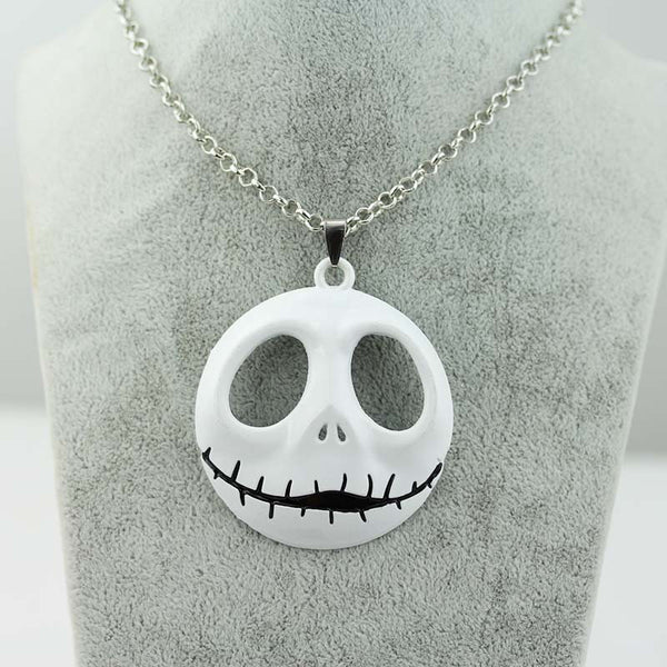 Jack skull Necklace