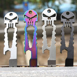 Skull Multifunction Tool Bottle Opener