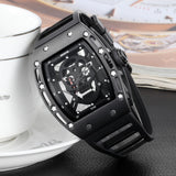 Skull Style Quartz men Watch