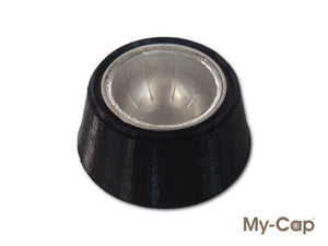 My-Cap's Cap to Reuse Capsules for Nespresso® VertuoLine Brewers by My-Cap