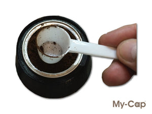 My-Cap Capsule Holder - Make Your Own Nespresso® Vertuoline Capsules