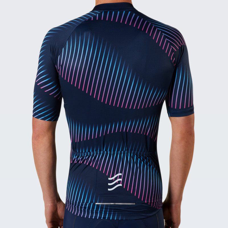 Electra Rouleur Eco Male Jersey / Navy