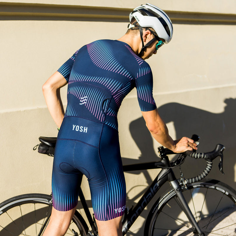 Apex Men's Tri Suit