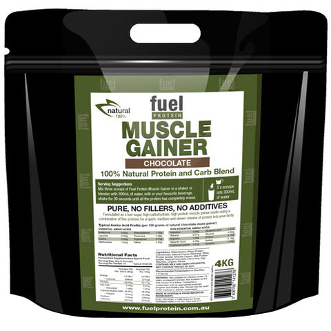 Muscle Gainer 4kg