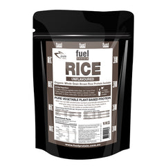 Organic Brown Rice Protein Isolate 1kg