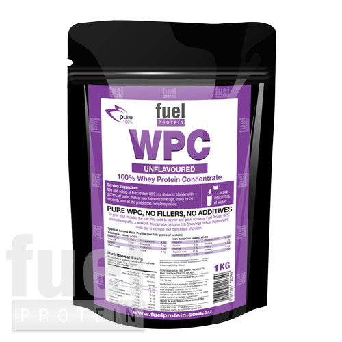 WPC Whey Concentrate 1kg
