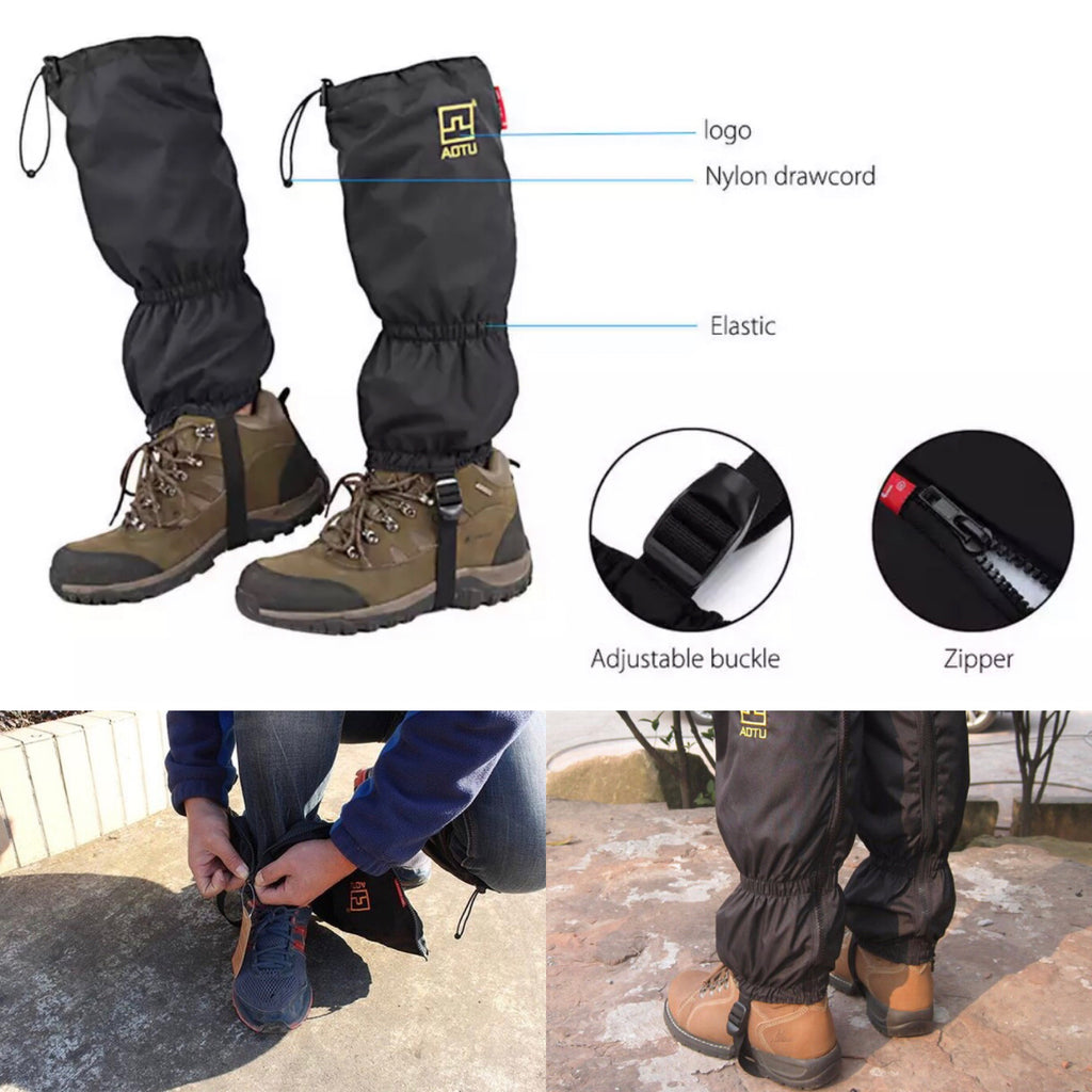 Legging Gaiters