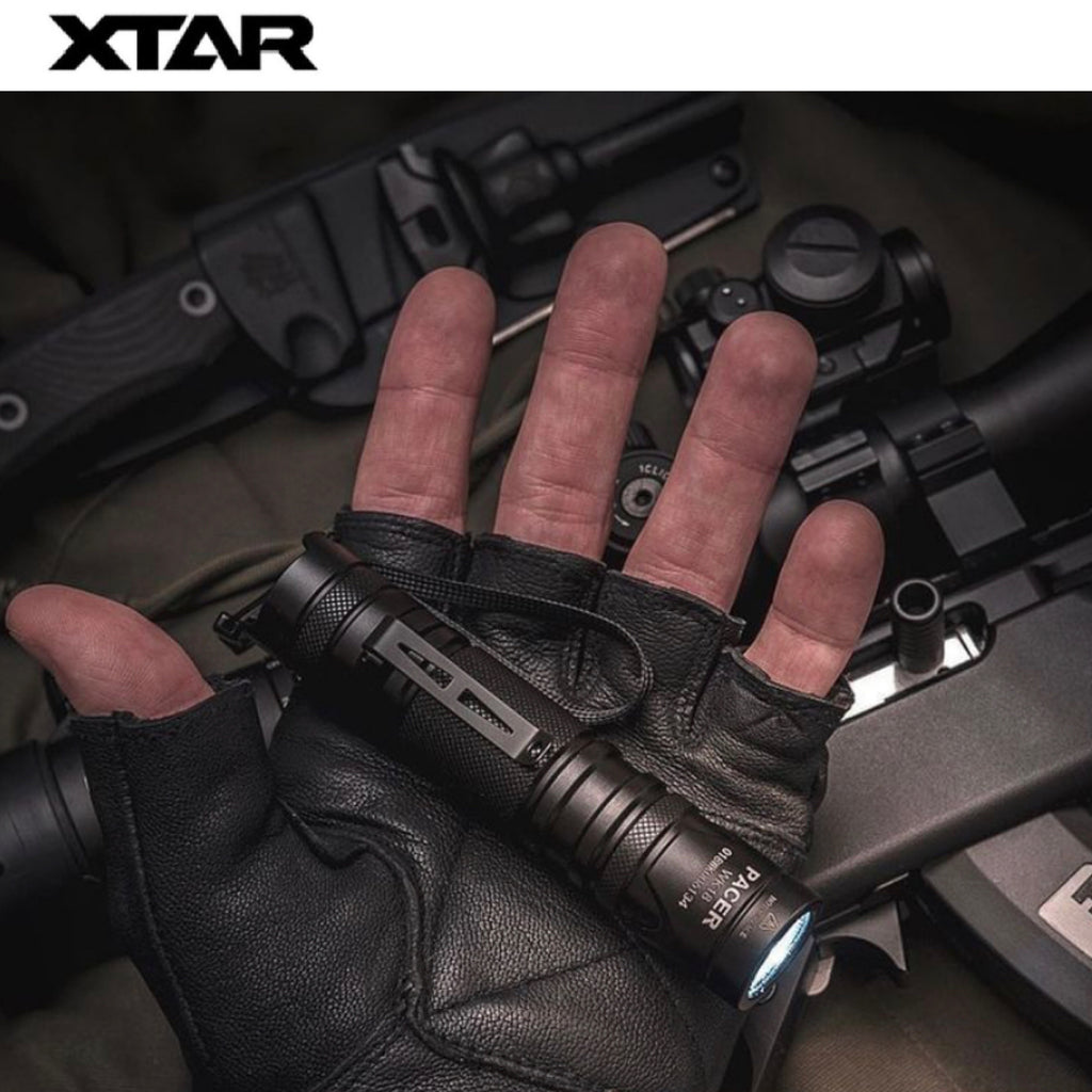 Promotion: XTAR PACER WK18 1000LMS 150M EDC Flashlight